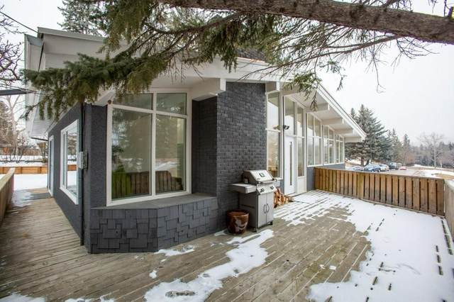 1807 Canberra Road NW, Calgary, AB T2L 0S3 (#C4292632) :: Calgary Homefinders