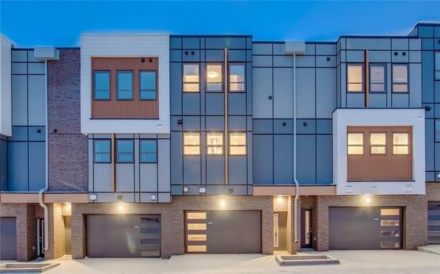 16 Lebel Crescent NW, Calgary, AB T3B 6G6 (#C4292637) :: Redline Real Estate Group Inc