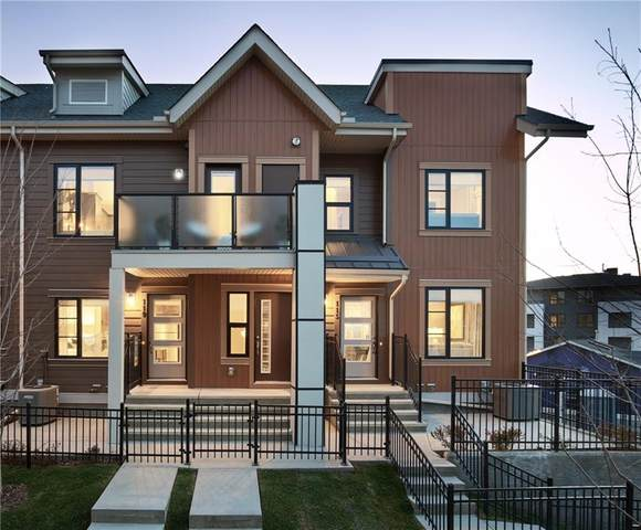 208 Livingston Common NE, Calgary, AB T3P 0V8 (#C4292639) :: Calgary Homefinders