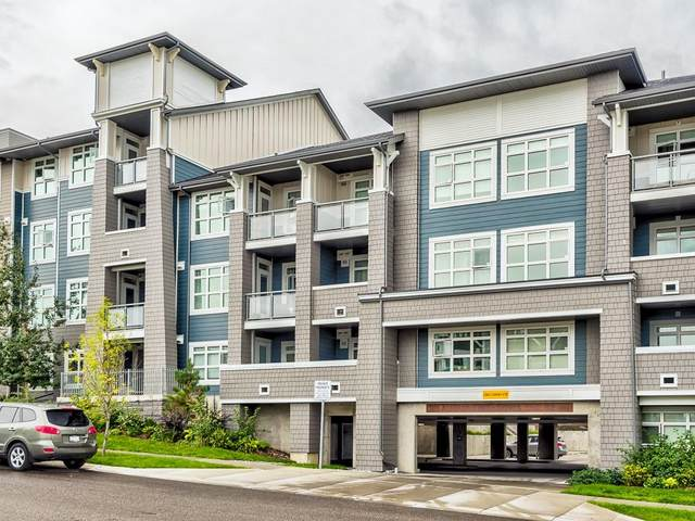 25 Auburn Meadows Avenue SE #111, Calgary, AB T3M 2L3 (#C4292664) :: The Cliff Stevenson Group