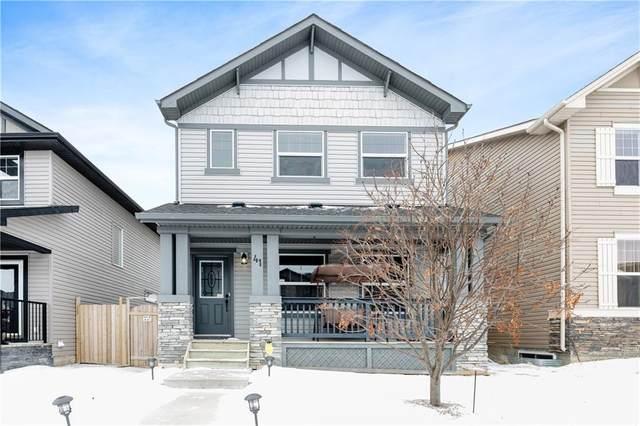41 Skyview Point Common NE, Calgary, AB T3N 0H1 (#C4292668) :: The Cliff Stevenson Group