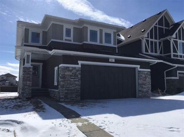 46 Amery Crescent, Crossfield, AB T0M 0S0 (#C4292681) :: Redline Real Estate Group Inc