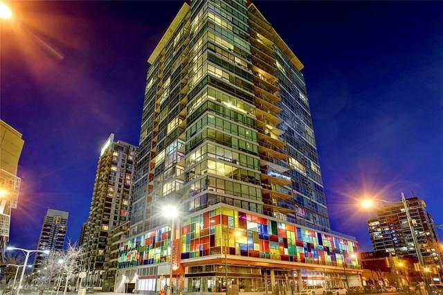 135 13 Avenue SW #2201, Calgary, AB T2R 0W8 (#C4292690) :: The Cliff Stevenson Group