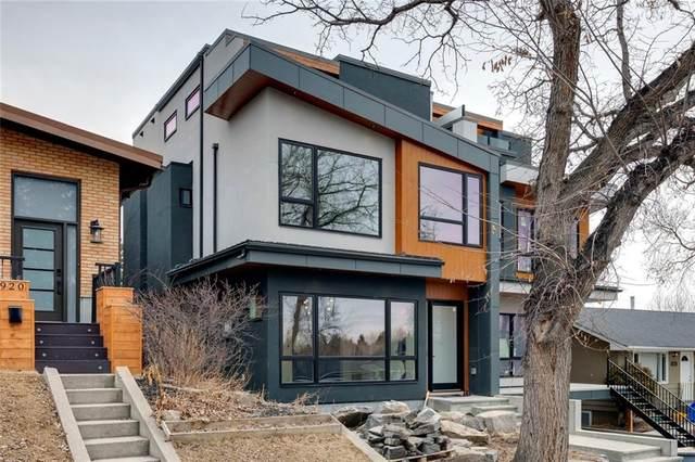 916 31 Avenue NW, Calgary, AB T2K 0A5 (#C4292701) :: The Cliff Stevenson Group