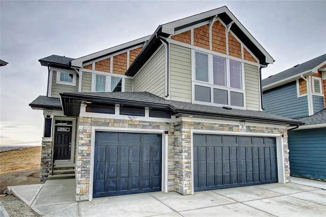 22 Evansborough View NW, Calgary, AB T3P 0R2 (#C4292710) :: The Cliff Stevenson Group