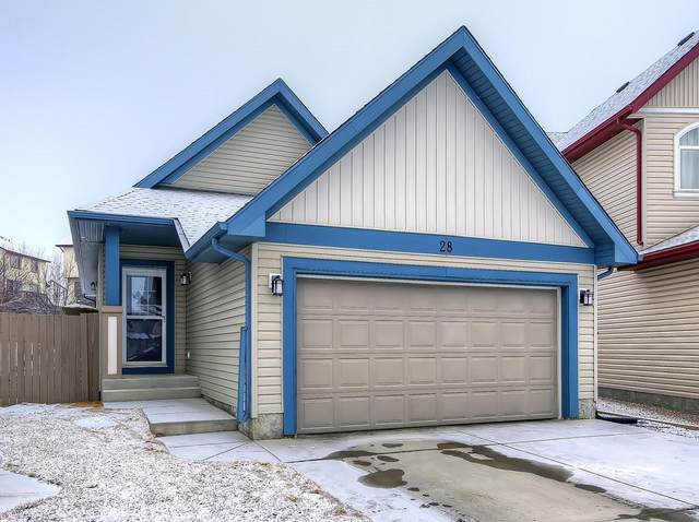 28 Evansbrooke Rise NW, Calgary, AB T3P 1C6 (#C4292731) :: The Cliff Stevenson Group