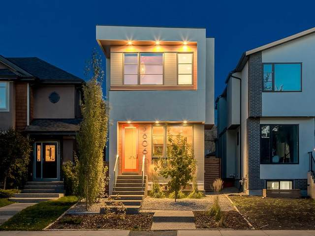 3606 3 Street NW, Calgary, AB T2K 0Z6 (#C4292732) :: The Cliff Stevenson Group