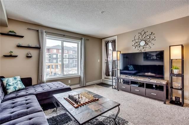 81 Legacy Boulevard SE #3211, Calgary, AB T2X 2B9 (#C4292745) :: The Cliff Stevenson Group
