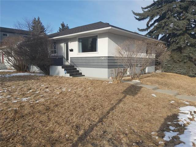 1504 21A Street NW, Calgary, AB T2N 2M6 (#C4292746) :: Calgary Homefinders