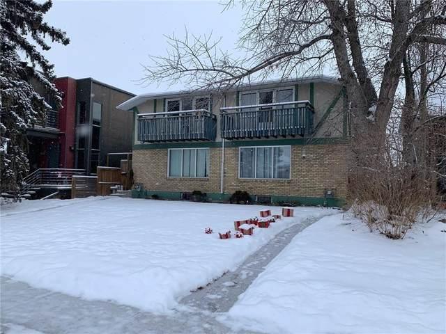 3616 1A Street SW, Calgary, AB T2S 1R5 (#C4292772) :: The Cliff Stevenson Group