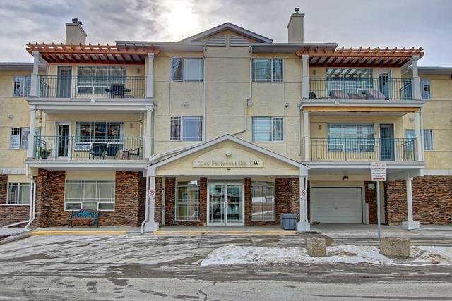 2144 Paliswood Road SW #314, Calgary, AB T2V 3P8 (#C4292777) :: The Cliff Stevenson Group
