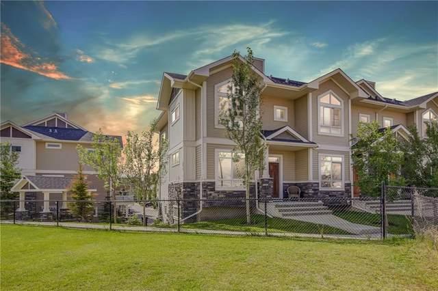 67 Skyview Ranch Garden(S) NE, Calgary, AB T3N 0G1 (#C4292784) :: The Cliff Stevenson Group
