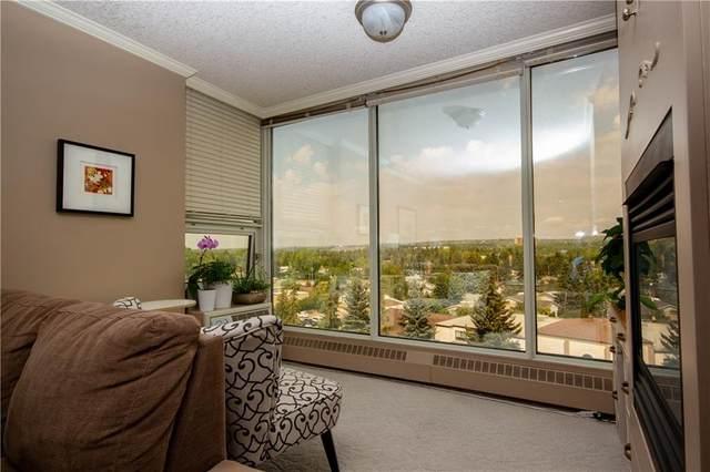 4603 Varsity Drive NW #701, Calgary, AB T2A 2V7 (#C4292785) :: The Cliff Stevenson Group