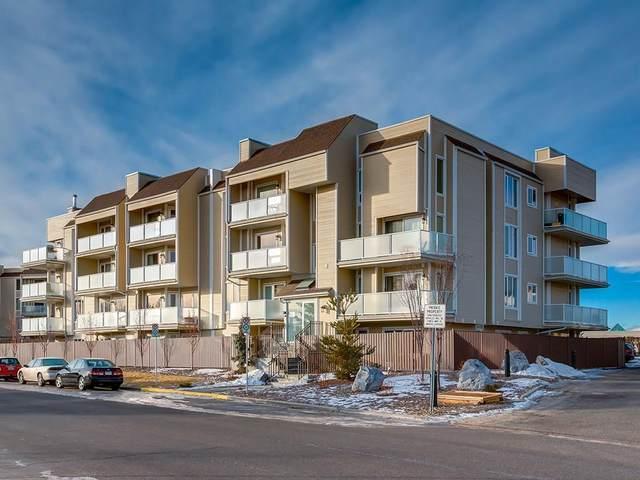 3747 42 Street NW #204, Calgary, AB T3A 2W4 (#C4292791) :: The Cliff Stevenson Group