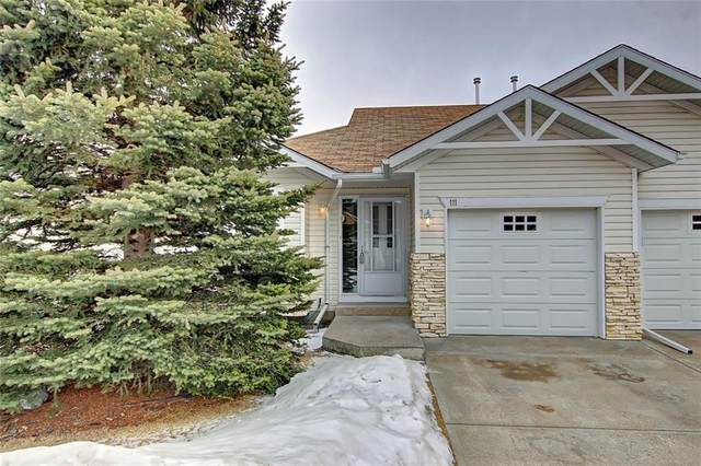 111 Freeman Way NW, High River, AB T1V 1R2 (#C4292794) :: Redline Real Estate Group Inc