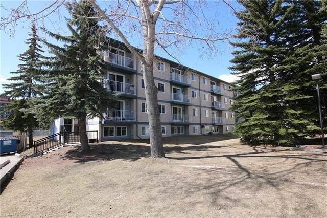 5601 Dalton Drive NW 101A, Calgary, AB T3A 2E2 (#C4292799) :: The Cliff Stevenson Group