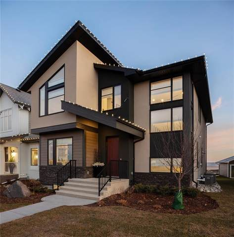 332 South Harmony Drive, Rural Rocky View County, AB T3Z 2C5 At (#C4292805) :: Calgary Homefinders