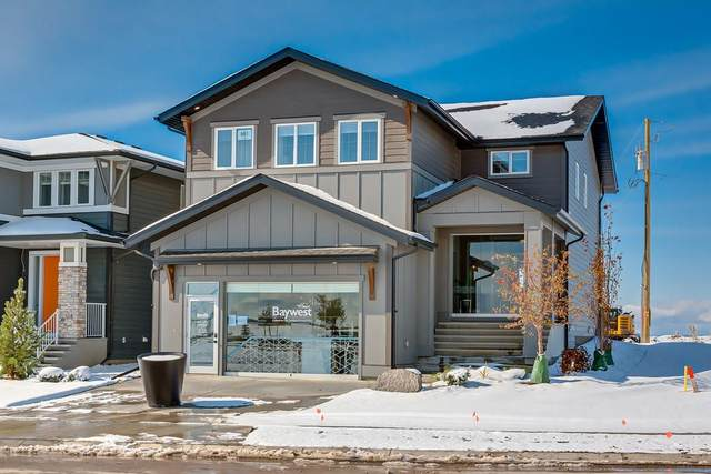 881 Sailfin Drive, Rural Rocky View County, AB T3Z 2C5 At (#C4292812) :: Calgary Homefinders