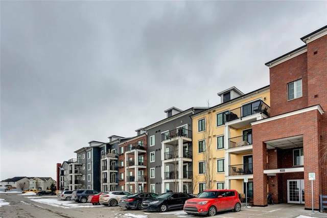 755 Copperpond Boulevard SE #2209, Calgary, AB T2Z 4R2 (#C4292813) :: Redline Real Estate Group Inc