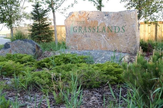 205 Grasslands Way, Beiseker, AB T0M 0G0 (#C4292825) :: The Cliff Stevenson Group