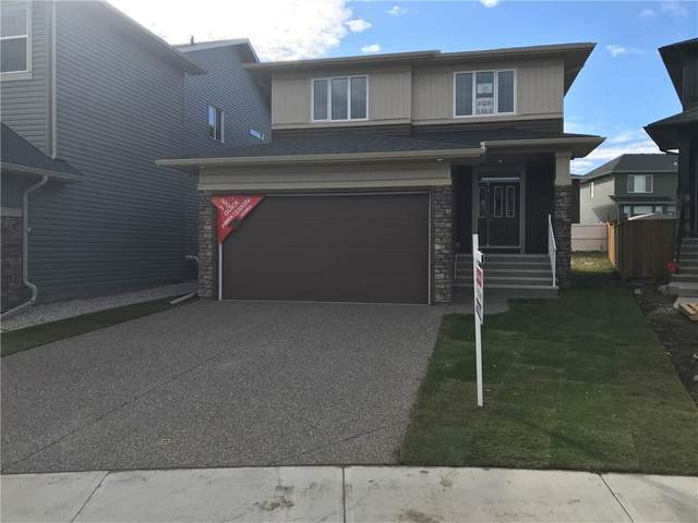 223 Evansglen Circle NW, Calgary, AB T3P 0W7 (#C4292834) :: The Cliff Stevenson Group