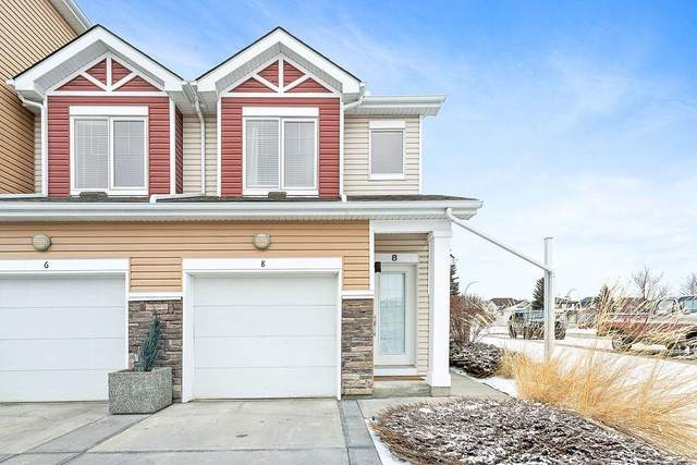 8 Chaparral Ridge Park SE, Calgary, AB T2X 0E4 (#C4292836) :: Calgary Homefinders