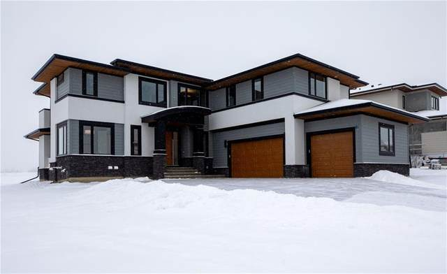 24 Waters Edge Garden(S), Rural Rocky View County, AB T3L 0C9 (#C4292849) :: Calgary Homefinders