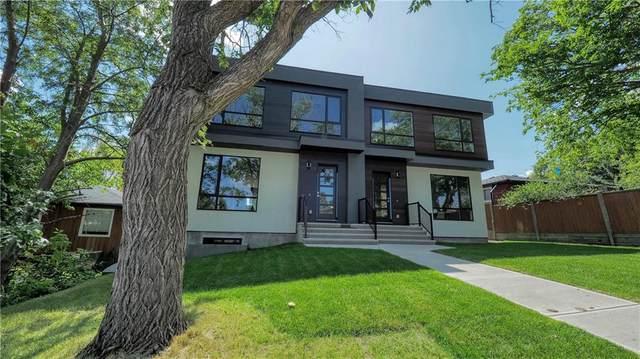 949 31 Avenue NW, Calgary, AB T2K 0A6 (#C4292868) :: The Cliff Stevenson Group