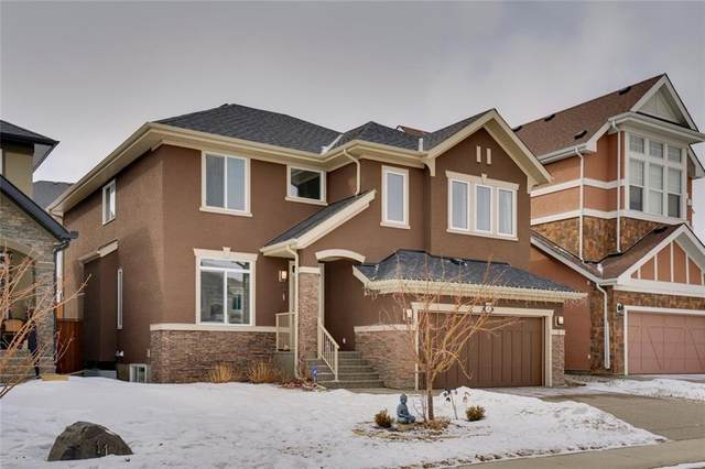 9 Cranarch Point(E) SE, Calgary, AB T3M 0V5 (#C4292871) :: Calgary Homefinders
