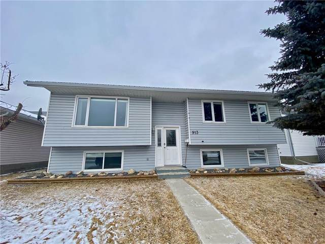 913 17 Street SE, High River, AB T1V 1P8 (#C4292881) :: Redline Real Estate Group Inc