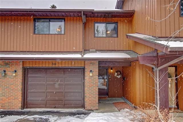 7900 Silver Springs Road NW #30, Calgary, AB T3B 4J5 (#C4292898) :: Calgary Homefinders