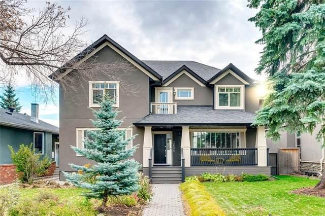 3608 13A Street SW, Calgary, AB T2T 3S7 (#C4292922) :: Calgary Homefinders
