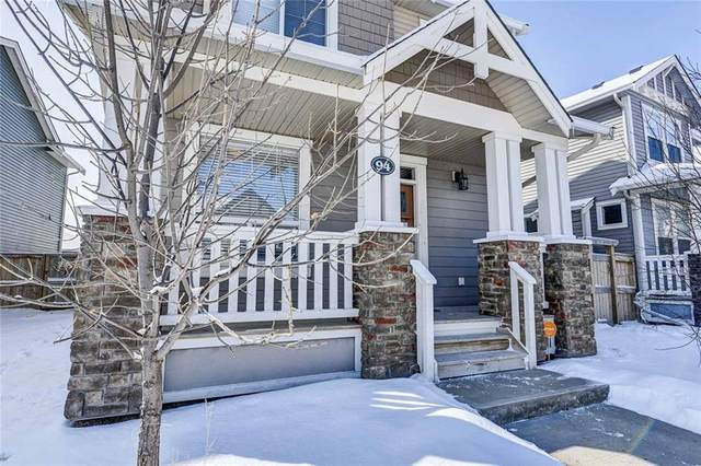 94 Williamstown Landing NW, Airdrie, AB T2B 0S2 (#C4292926) :: The Cliff Stevenson Group