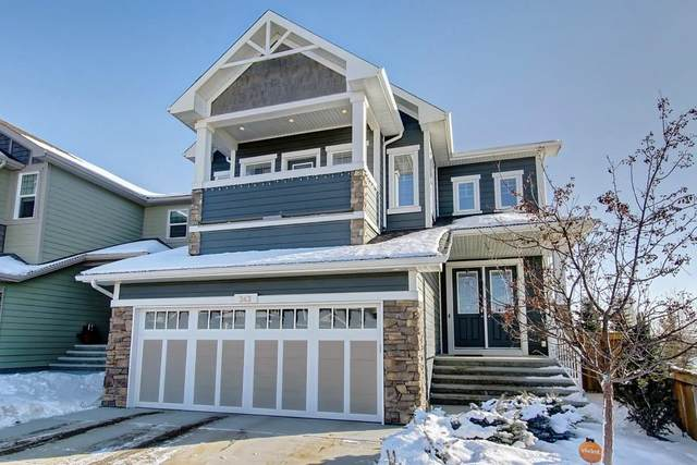 242 Mountainview Drive, Okotoks, AB T1S 0L7 (#C4292929) :: Redline Real Estate Group Inc