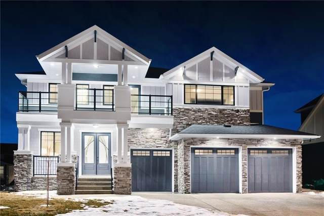 912 East Lakeview Road, Chestermere, AB T1X 1R2 (#C4292957) :: Redline Real Estate Group Inc