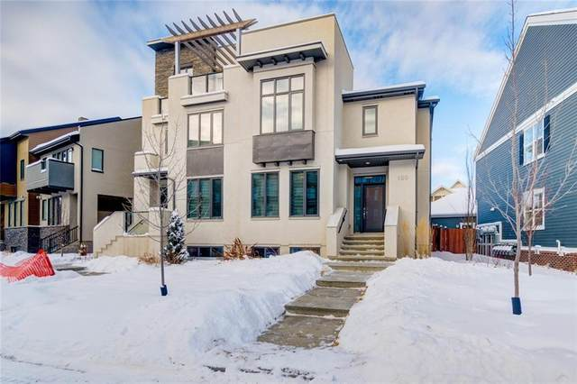 120 Burma Star Road SW, Calgary, AB T3E 7L5 (#C4292961) :: The Cliff Stevenson Group
