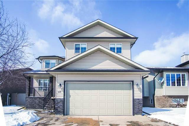 69 Canoe Circle SW, Airdrie, AB T4B 2L6 (#C4292963) :: Redline Real Estate Group Inc