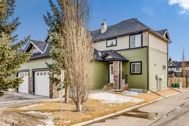 140 Sagewood Boulevard SW #301, Airdrie, AB T4B 3H5 (#C4292974) :: The Cliff Stevenson Group