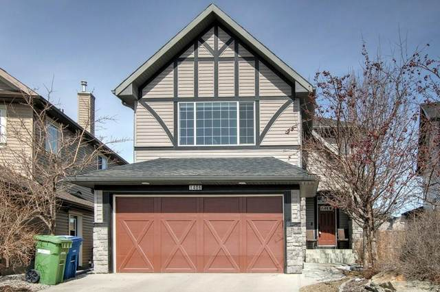 1406 Kings Heights Boulevard SE, Airdrie, AB T4H 0A1 (#C4292991) :: Redline Real Estate Group Inc