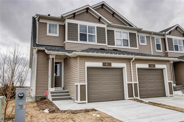 1407 3RD Street SE #41, High River, AB T1V 0E9 (#C4293013) :: Redline Real Estate Group Inc