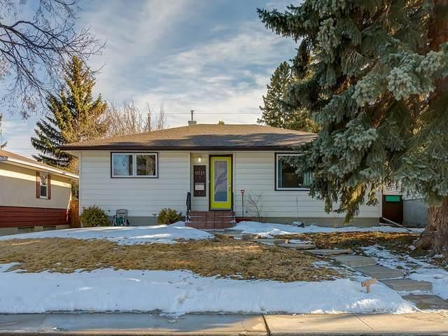 1021 31 Avenue NW, Calgary, AB T2K 0A8 (#C4293024) :: The Cliff Stevenson Group