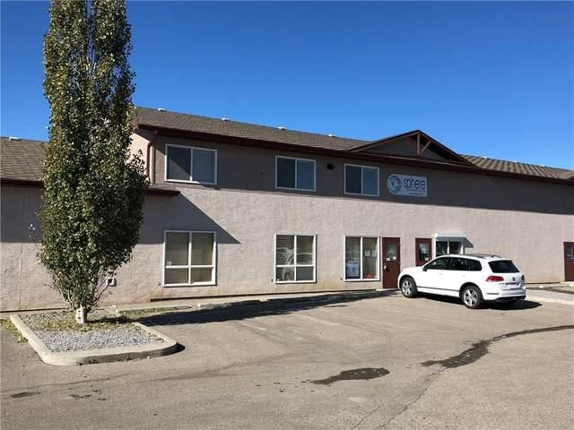 109 Stockton Point(E) #19, Okotoks, AB T1S 1K4 (#C4293027) :: Calgary Homefinders