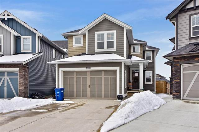 17 Williamstown Park NW, Airdrie, AB T4B 3Y4 (#C4293034) :: Redline Real Estate Group Inc