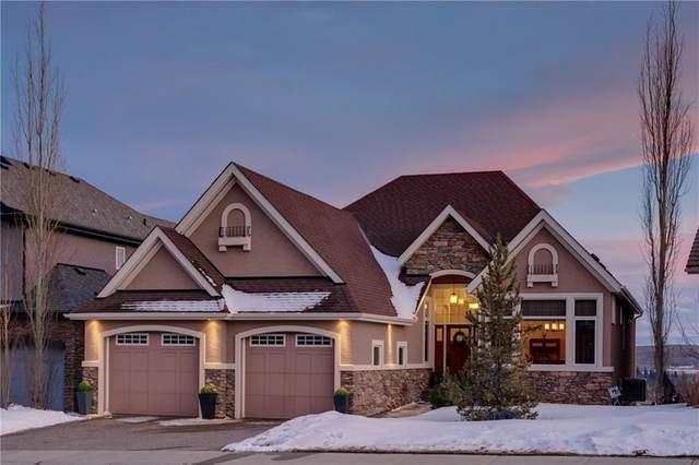 140 Springbluff Boulevard SW, Calgary, AB T3H 0N3 (#C4293084) :: The Cliff Stevenson Group