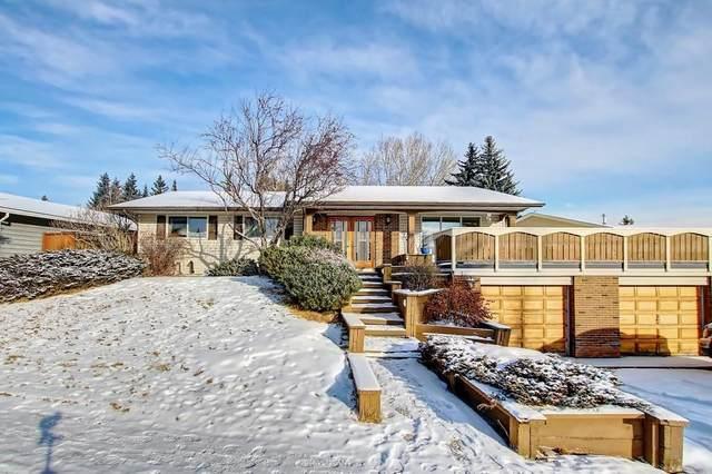 320 Norseman Road NW, Calgary, AB  (#C4293125) :: The Cliff Stevenson Group