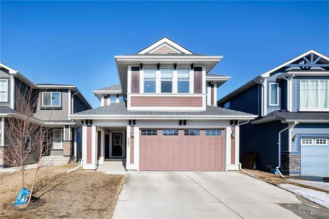 287 Auburn Glen Drive SE, Calgary, AB T3M 1P5 (#C4293150) :: The Cliff Stevenson Group
