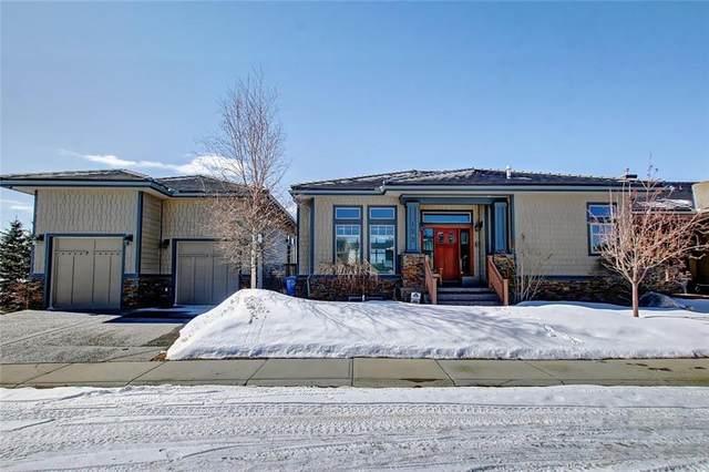 123 Bridle Estates Mews SW, Calgary, AB T2Y 5A8 (#C4293158) :: The Cliff Stevenson Group