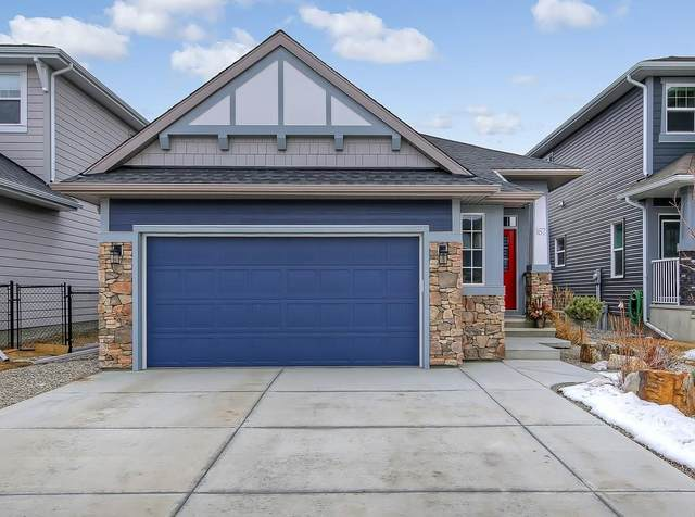 167 Ranch Road, Okotoks, AB T1S 0P4 (#C4293194) :: Redline Real Estate Group Inc