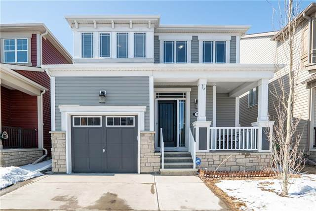 115 Windford Street SW, Airdrie, AB T4B 4A4 (#C4293236) :: Redline Real Estate Group Inc