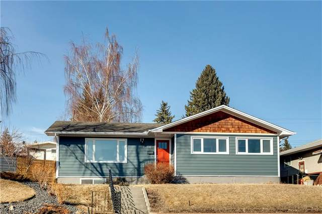 46 Collingwood Place NW, Calgary, AB T2L 0P9 (#C4293297) :: Calgary Homefinders
